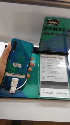 Handphone samsung A50s