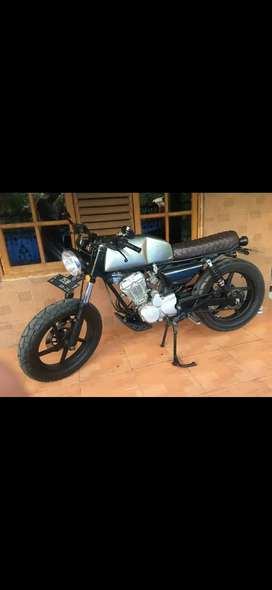 Sepeda motor basic GL100