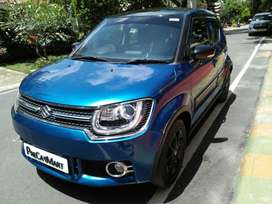 Maruti Suzuki Ignis 1.2 Alpha, 2017, Petrol