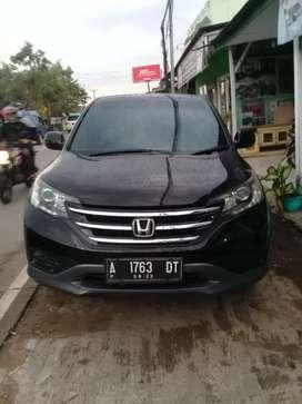 Honda CRV 2.0 at 2013, Tangan pertama, jarang pakai, km low 76rb