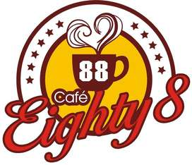 Professional chef required for fast food restaurant (Cafe Eighty8)