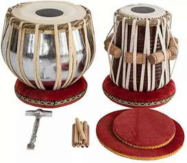 Tabla ( तबला ) for beginners and professionals