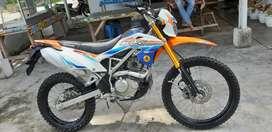 Kawasaki KLX bf 2017 extreme