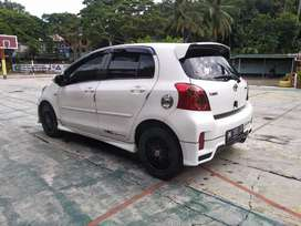 Toyota Yaris S Limited Edition (Bakpao)