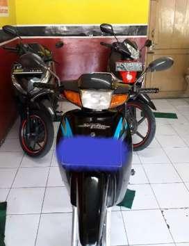Honda Supra X thn 1999 motor siap pakai. ready