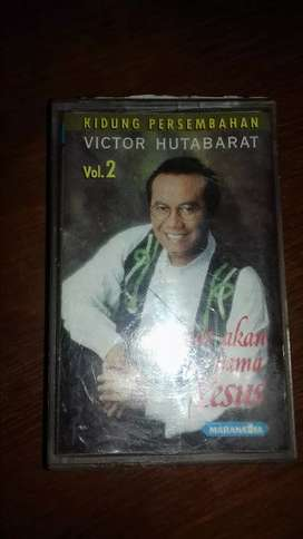 Kaset pita kidung persembahan victor hutabarat vol 2