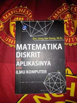 Jual buku matematika diskrit