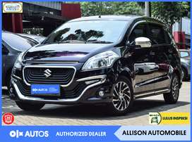 [OLXAD] Suzuki Ertiga Dreza 1.4 AT Bensin 2018 Ungu #PartnerTerpercaya
