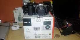 Sony a5000, minus zoom elektrik+lensa minolta 55mm dan cctv lens 25mm