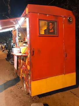 Food truck, TATA Super Ace