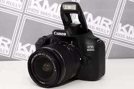 Kredit Murah Canon 4000D Kamera DSLR