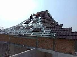 layanan pembenahan atap baja ringan DAYA TAHAN TERJAMIN
