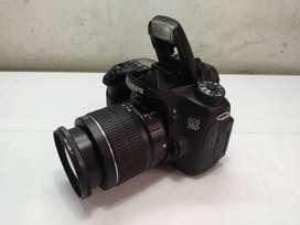Canon EOS 70D Mulus Normal