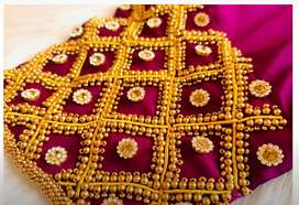 Bridal emboridery designs
