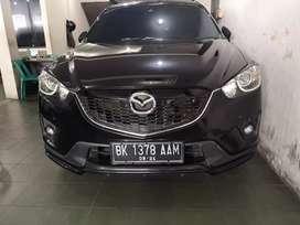 Mazda CX-5 2.5 grand touring matic 2014