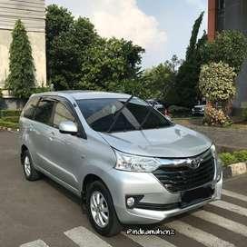Toyota Avanza 2018 Tipe G 1.3 MT Silver KM Rendah Mobil Istimewa