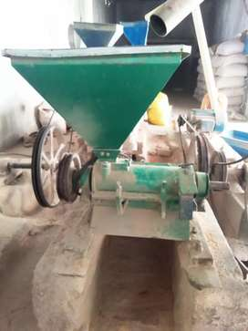 Dhan machine good condition10by10ok