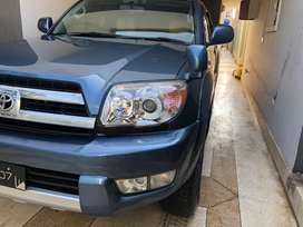 Toyota hilux surf g foreigner 3400 petrol in excellent condition