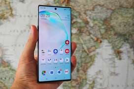 SAMSUNG GALAXY NOTE 10 PLUS ONLY 4 MONTHS OLD