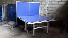 Meja tennis meja pingpong