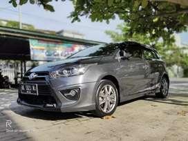 Toyota yaris s TRD Sportivo A/T thn 2015