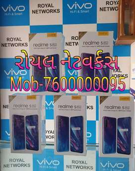 Real me 5 pro 4gb/8gb new
