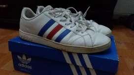 Jual adidas neo white Original classic