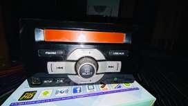 Honda Amaze Stereo audio music system