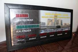 Jual Jam Digital Untuk Masjid Atau Musholla Murah Maluku Tengah