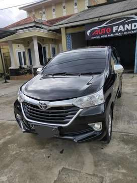 toyota avanza G 1,3 manual th 2017 istimewa
