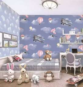 Wallpaper for Children Rooms