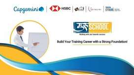 GuruSchool is the initiative of EduBridge,Tata STRIVE,HSBC & Capgemini