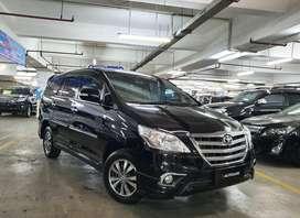 KM 50RB Toyota Kijang Innova 2.0 V AT LUXURY 2015