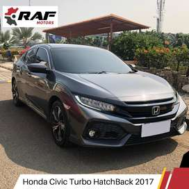 SUPER GRESS!!! Civic 1.5 Turbo Hatchback 2017 Honda Type E HB TT Sedan