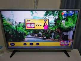 TV LED LG 32 inc Sdh digital ,lngkap gda minus