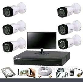 Harga promo untuk pemasangan kamera Cctv berkualitas jernih