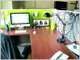 Male and female staff require for indoor office  work