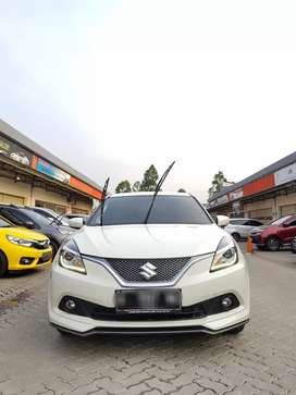 Suzuki New Baleno A/T Thn 2019 Putih Kilometer Low