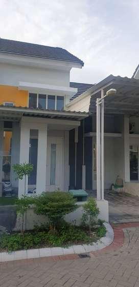 JUAL CEPAT Rumah Pribadi Perum Elit Wisata One Gate  Semanggi Surabaya