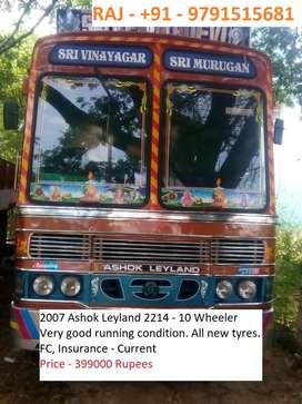 2007 Ashok Leyland for sale