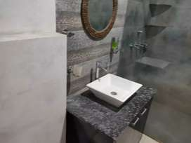 4  bhk semi furnished  first and second floor   at Urban estate dugri