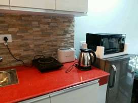 Fully Furnished 2 BHK Apartment In Bhowali