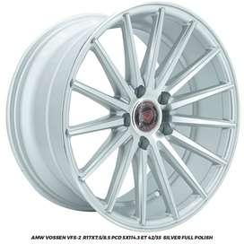 Velg CX5 BRV Xpander HRV Ertiga AMW VOSSEN VFS2 R17x7.5/8.5 hole 5x114