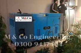 YD ISUZU Generators (10KVA to 50KVA ) M&Co Engineering