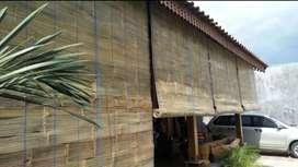 kerey bambu asli kulitan