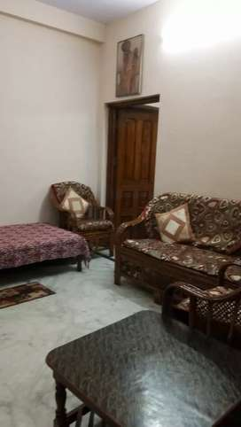 Two room furnished available for rent near Damoh Naka