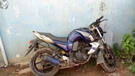 Yamaha FZ (12/2012 model ) Rs.35000 only Price Negotiable