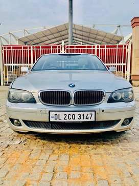 BMW 7 Series 740Li, 2008, Petrol