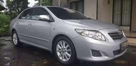Toyota Altis Silver Kota Bogor