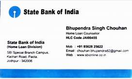 SBI Bank Home Loan